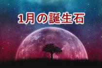 1月の誕生石「ガーネット」のネックレスまとめ【おすすめのブランド別】